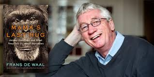 Review of 'Mama's Last Hug…' by Frans de Waal