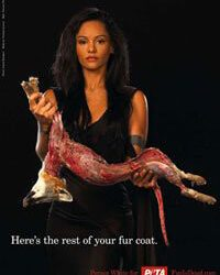 Here's The Rest Of Your Fur Coat!