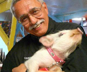 Voices For Animals Over The Years:  Philip Wollen