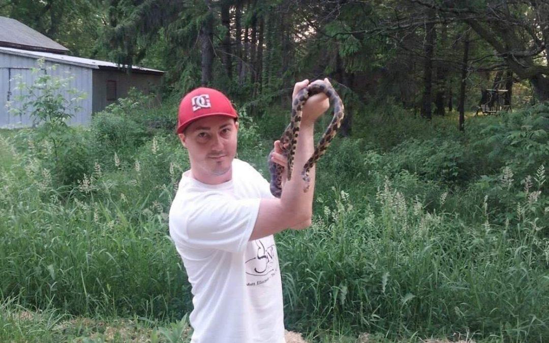 Q&A: Matt Ellerbeck, Snake Advocate