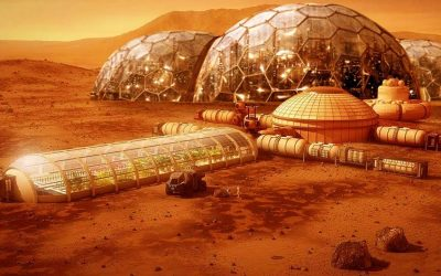 There Can Be No Animal Agriculture When We Colonise Mars
